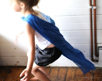 Linen Bloomers. linen shorts, girls's shorts, diaper cover - sewn to order