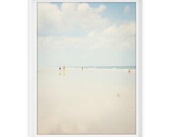Amelia Island 2 (Serene Beach) // Fine Art Giclée Print // Photography