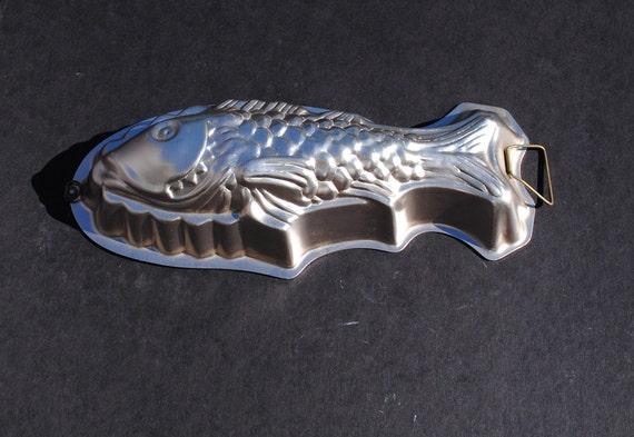 Aluminum fish mold for Aluminum molds for fishing