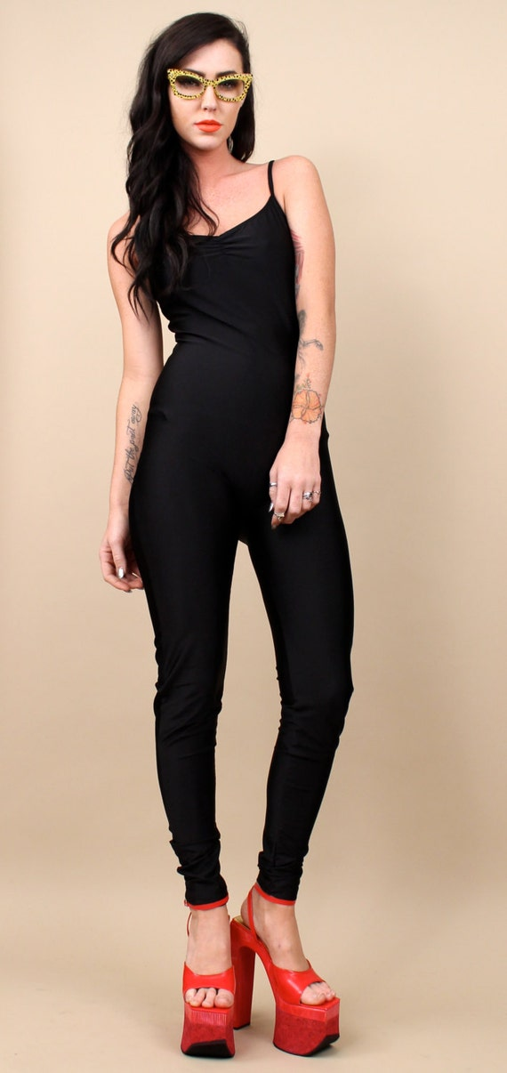 FREE SHIPPING - Jumpsuits and bodysuits, also known as catsuits, are one of the fastest growing women's fashion categories today and World of Leggings brings you only the very best in sexy jumpsuits, designer bodysuits and catsuits available today.