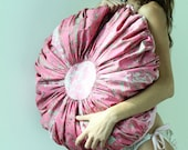 POWDER PUFF cushion cover sewing pattern