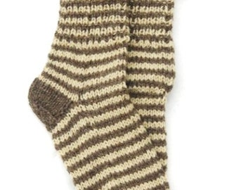 FREE SHIPPING Men-Hand-knitted-Wool-Socks