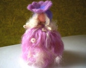 Fairy Spring needle felted