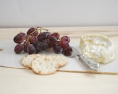Gilded, Oval Porcelain Cheeseboard
