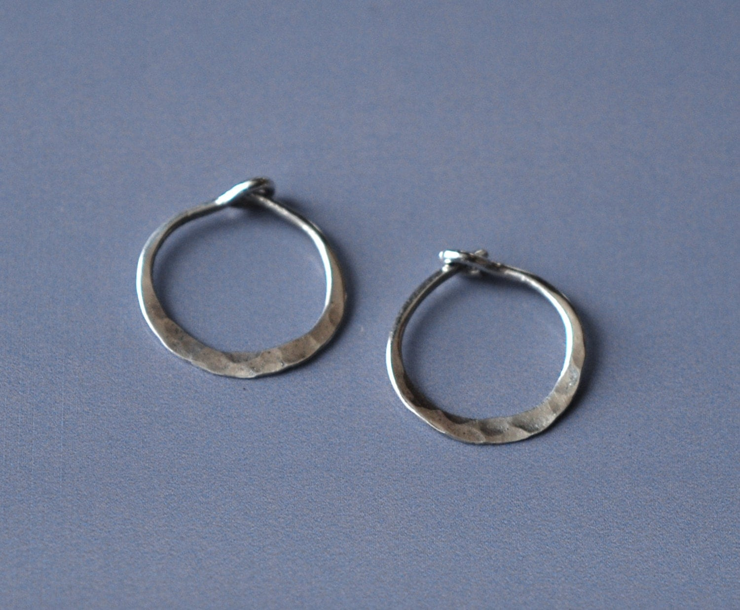 16 hoop earrings small silver hoops 5 8 inch sterling silver hoop earrings 16 6608