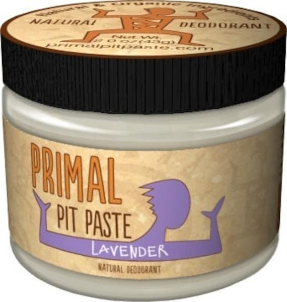 Primal Pit Paste Organic Deodorant