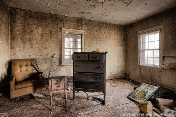 Life Long Gone Abandoned House Memories Photography