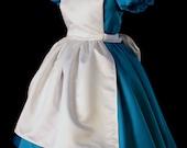 Classic Alice in Wonderland Custom Costume