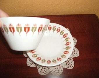 Dishes/SYRACUSE/SYRALITE/Soup/Monkey Dish/Vintage