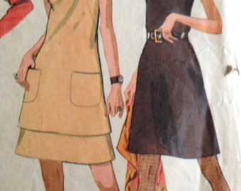 Vintage 1970s Dress Pattern