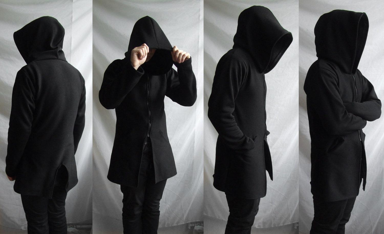 Big hood hoodie