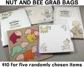 Grab Bag: five randomly selected items