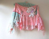 Sherbert Shimmer, skirt, Bohemian, Salsa, Floaty, Pretty Skirt, Boho Clothing
