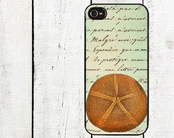 Sand Dollar Phone Case for iPhone 4 4s 5 5s 5c SE 6 6s 7  6 6s 7 Plus Galaxy s4 s5 s6 s7 Edge
