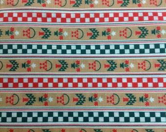 Fabri Quilt inc. Ozark Holiday Fabric 1 Yard
