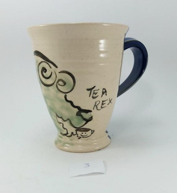 tea rex mug