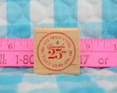 HUGE  Rubber Stamp Destash