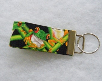 Mini Key Fob  - Frogs