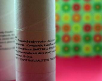 Powder Amazement Body Powder Talc Free from Toadstool Soaps