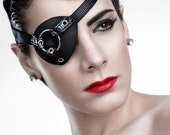 Mr. O Ring Industrial Mens Eye Patch