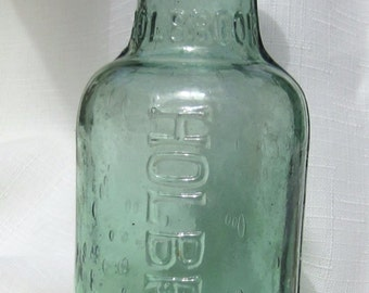 Antique Bottle (Green338)