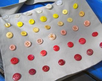 Button Button Shoulder Bag - SALE