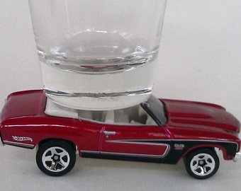 The ORIGINAL Hot Shot, Shot Glass, Chevelle SS, Classic Hot Rods, Hot Wheels