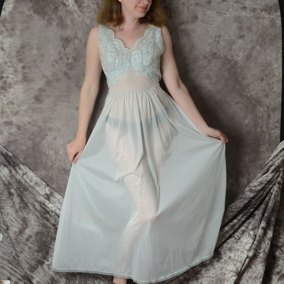 Nylon Nightgowns For 15