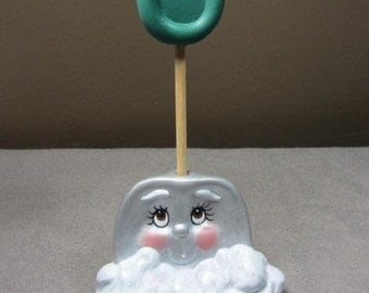 Snow Shovel With Character and Sparkles