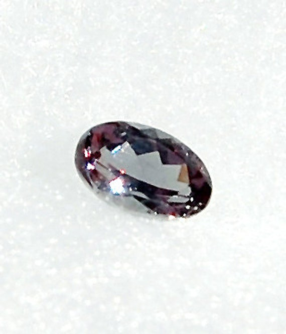 AAA Masasi Blue Color Change Garnet  6 X 4 mm Faceted Oval