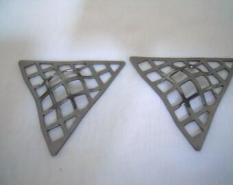 Unusual Vintage Steel Geometric Findings