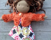 SALE 13inch doll