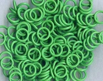 12mm  GRASS GREEN  O Rings