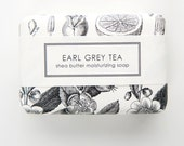 Earl Grey Tea Soap - Vegan Soap - Handmade Soap - Natural Soap