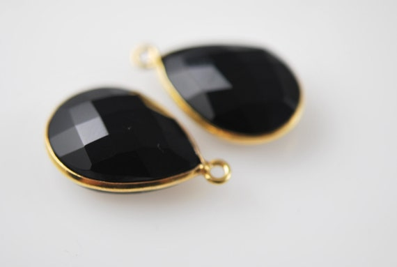Super Quality Black Onyx Matching Connectors 22 50 From