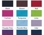 "5 yards Cotton Webbing - 1.25"" Heavy Weight for Key Fobs, Purse Straps, Belting - SEE COUPON"
