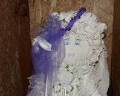 Purple  Sha Bebe Queen Crown for your Sha Bebe (Dear Baby)