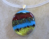 Earthy Necklace, Handmade Necklace, Earthy Jewelry, Handmade Jewelry on Etsy - Nowata - 4089 -3