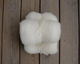 Tunis Wool Batts 3 ounces