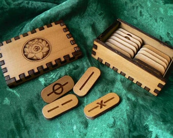 Lotus I Ching Box Set Small