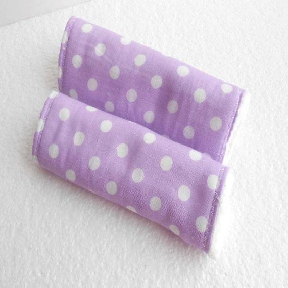 children 39 s car seat strap cover seat belt covers purple by sapucha. Black Bedroom Furniture Sets. Home Design Ideas