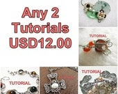 Tutorial Package - Any 2 Tutorials for USD12