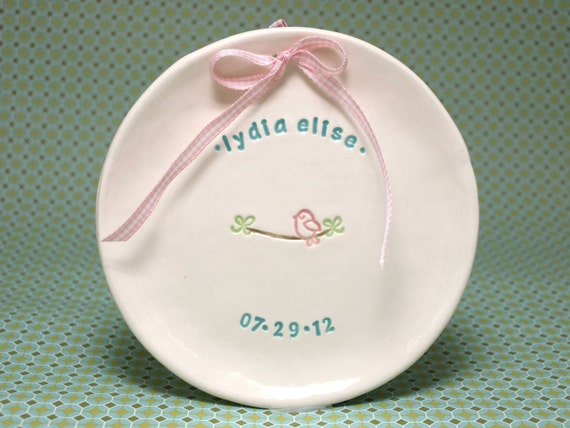 RESERVED GIRL Birthday and Name Plaque