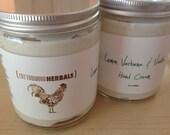 Lemon Verbena & Vanilla Tropical Butter Cream