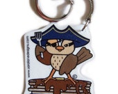 Flap Jack Sparrow Key Chain