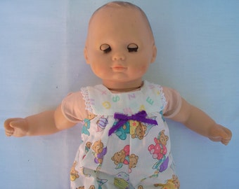 Sweet Baby Doll Dress or Jammies