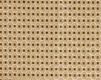 Sculpted Cut Velvet Chenille Fabric Sample - Tan Sand - Better Homes & Garden DURAN DUNE - Home Decor Upholstery Piece
