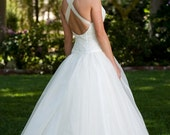Celestine Sample Wedding Gown