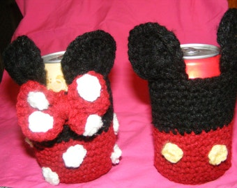 Mouse Ears Can Cozies