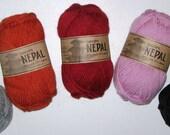 Garnstudio Drops Nepal - Alpaca/Wool  Aran-Weight Yarn